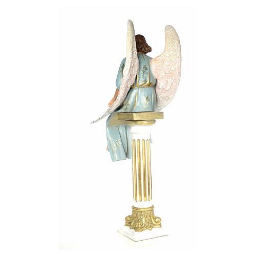 Engel auf dem Grab 110cm, extra Finish 3