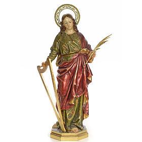 Santa Cecilia 100 cm pasta di legno dec. extra s1
