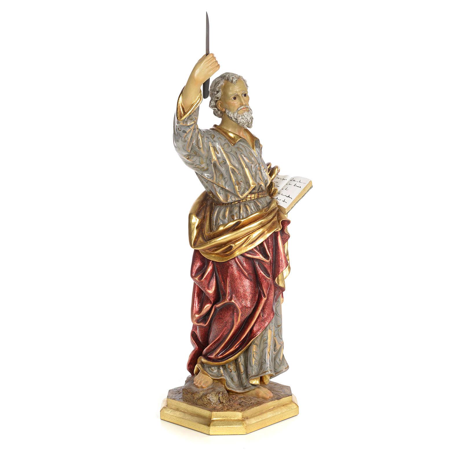 San Bartolomeo 80 cm pasta di legno dec. extra 4