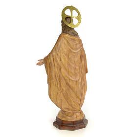 Sagrado Corazón de Jesús 50cm Dec. Bruñida s3