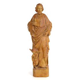 San Matteo 60 cm pasta di legno dec. brunita s1