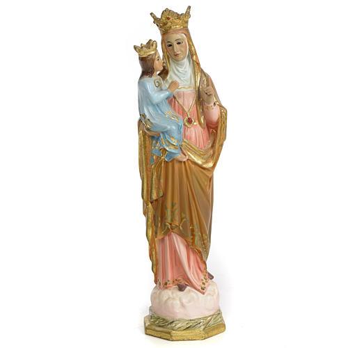 Sant'Anna di Beaupré 30 cm pasta di legno dec. superiore 1