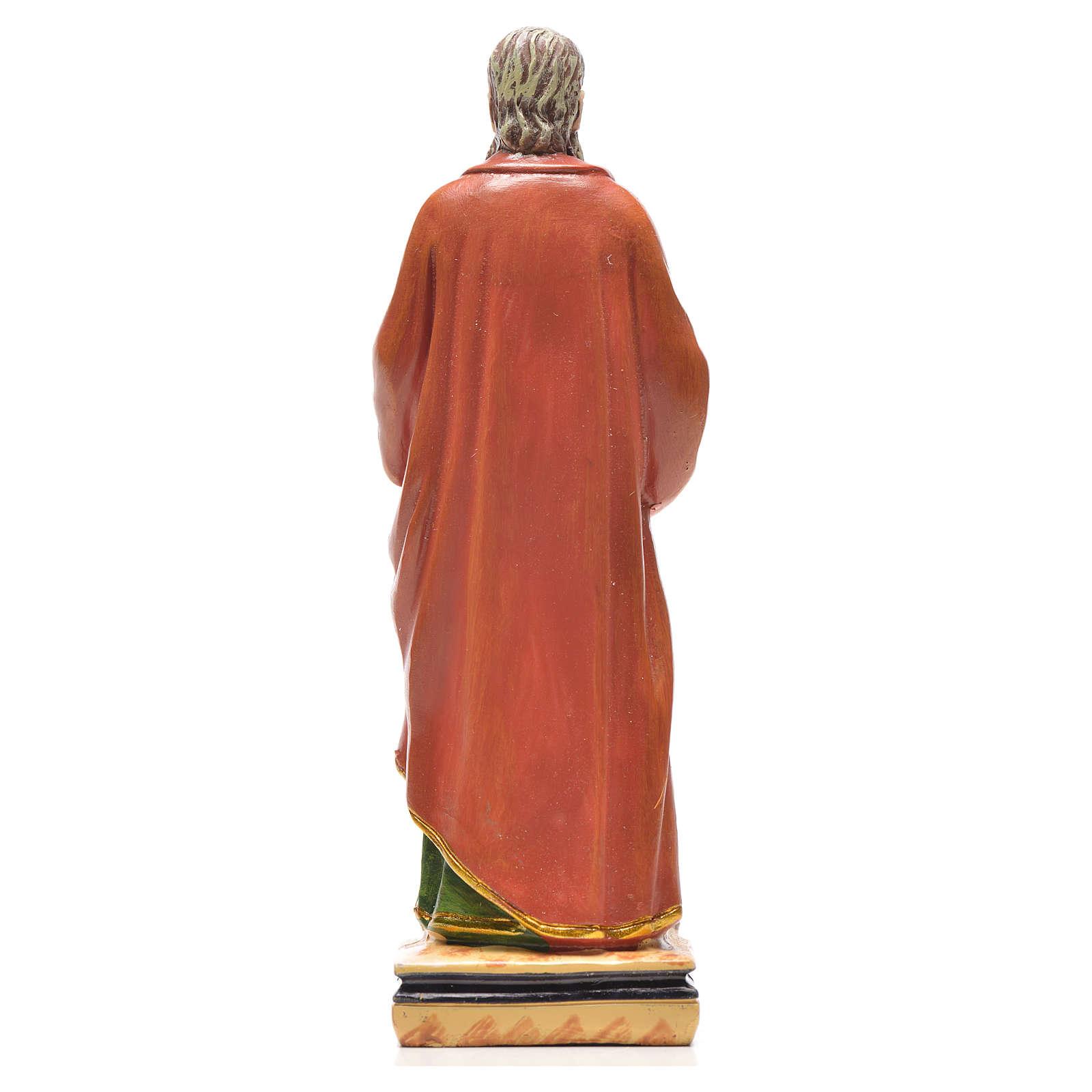 Saint Paul 12cm image et prière en Italien 4