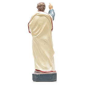Saint Peter 12cm with Spanish prayer s2