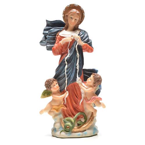 Notre Dame qui défait les noeuds 20cm 1