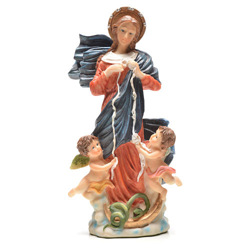 Our Lady Untier of Knots 20cm 1