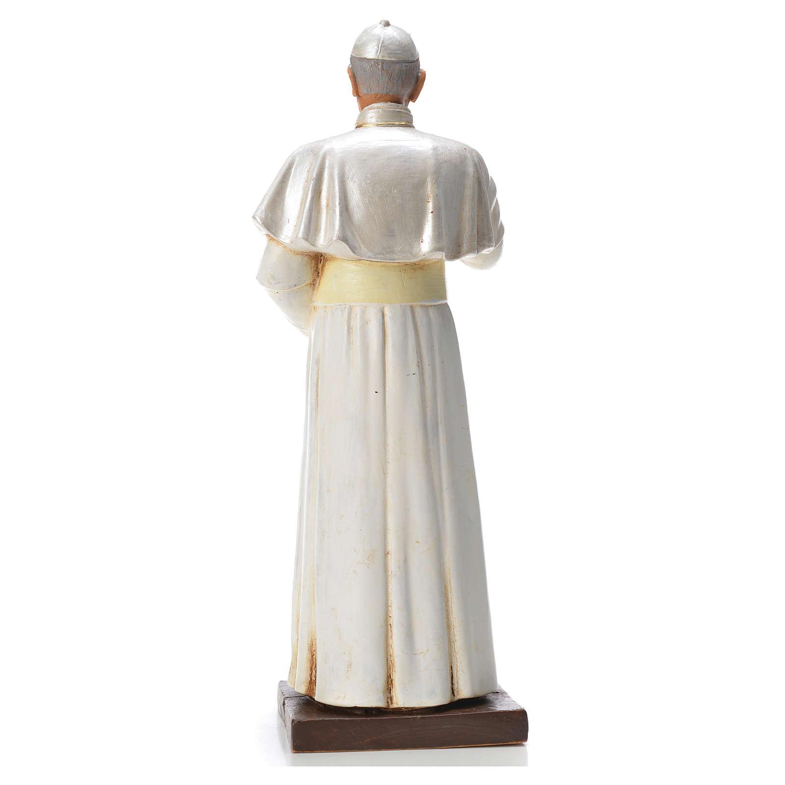 Papa Francesco 18 cm pvc Fontanini 4