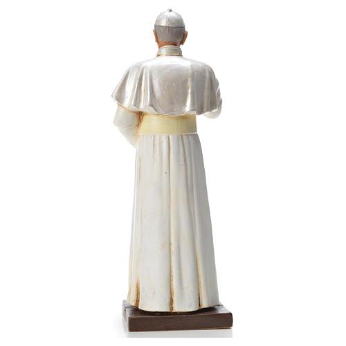 Papa Francesco 18 cm pvc Fontanini 2