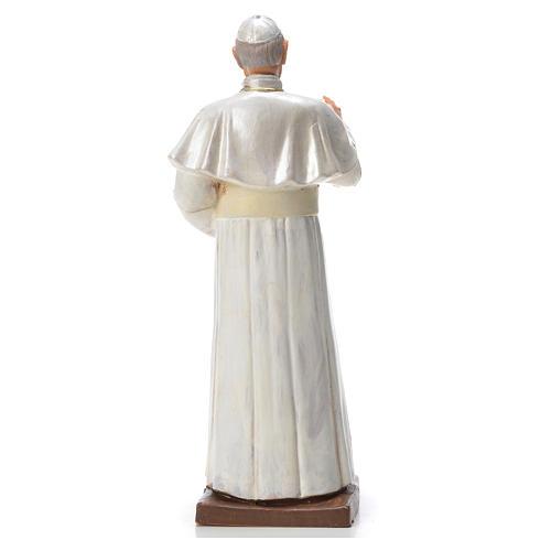 Papa Francisco, 13 cm Fontanini 2