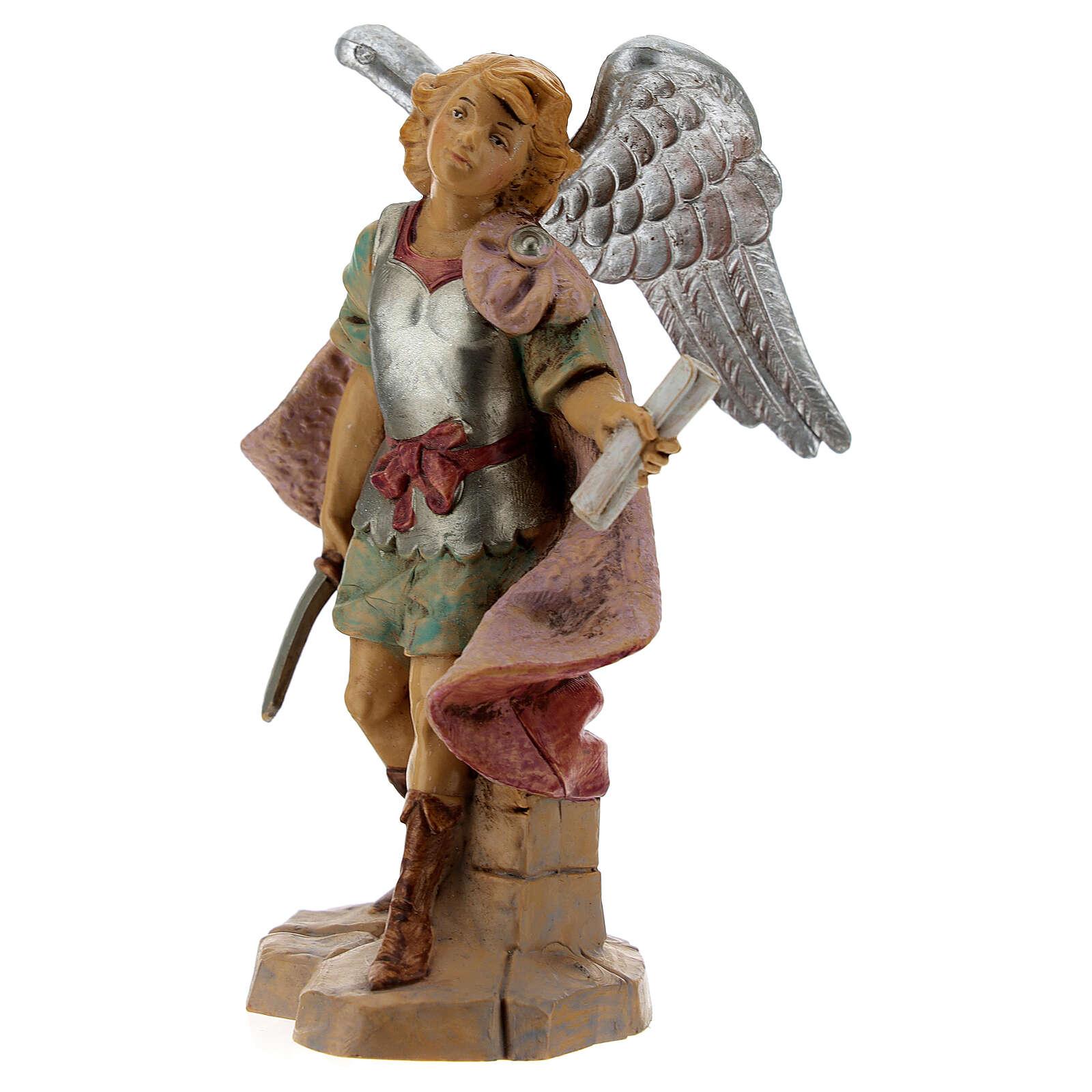 San Miguel Arcángel Fontanini 12 cm 4