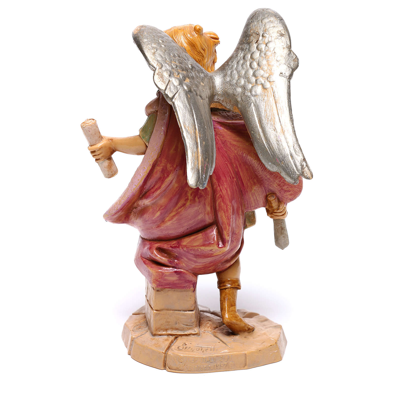 Saint Michel Archange Fontanini 12 cm 4