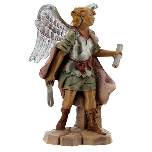 Saint Michel Archange Fontanini 12 cm 3