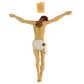 Cuerpo de Cristo de resina 45 cm Fontanini s5