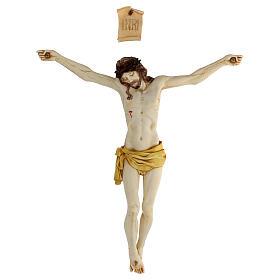 Cuerpo de Cristo de resina 45 cm Fontanini s8