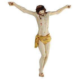 Cuerpo de Cristo de resina 45 cm Fontanini s11