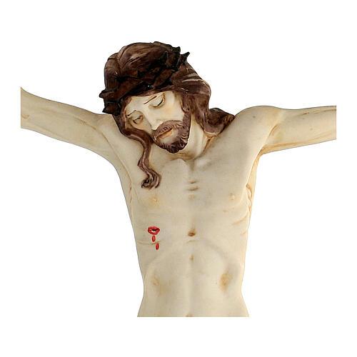 Cuerpo de Cristo de resina 45 cm Fontanini 9
