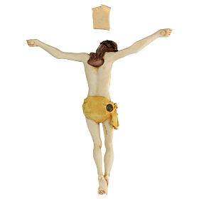 Corps de Christ en résine 45 cm Fontanini s12