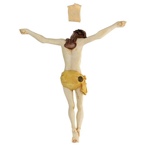 Corps de Christ en résine 45 cm Fontanini 12
