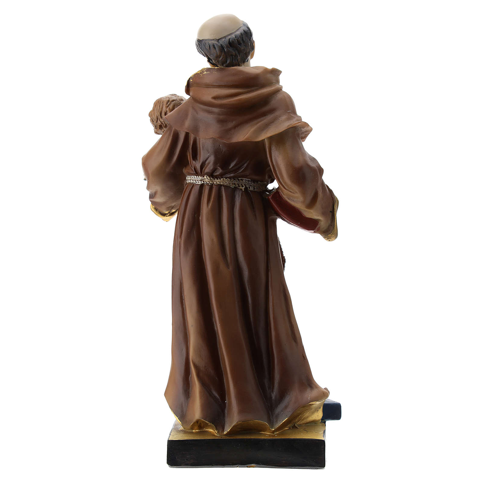 Statua S. Antonio 20 cm resina 4