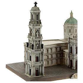 Beata Vergine Rosario Pompei replica 15x20x15 resina s4