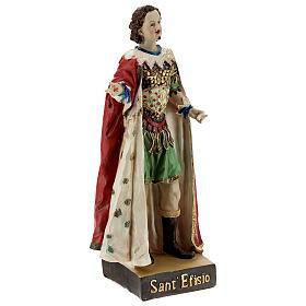 San Efisio estatua resina 20 cm s4