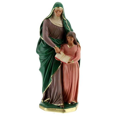 Santa Ana estatua yeso 20 cm Arte Barsanti 1