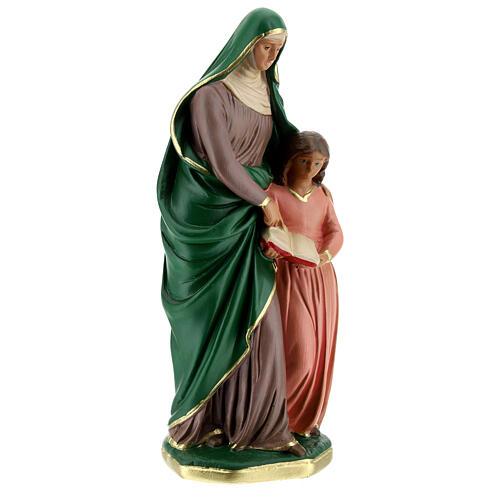 Santa Ana estatua yeso 20 cm Arte Barsanti 3