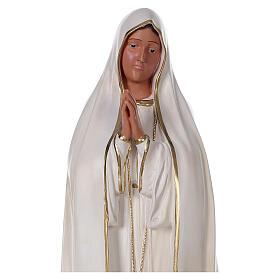 Madonna di Fatima resina 80 cm senza corona Arte Barsanti s2