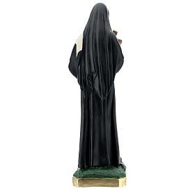 Sainte Rita de Cascia statue plâtre 60 cm Arte Barsanti s8