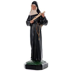 Statue Sainte Rita de Cascia 80 cm résine peinte main Arte Barsanti s3