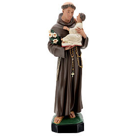 San Antonio de Padua estatua resina 65 cm pintada Arte Barsanti s1