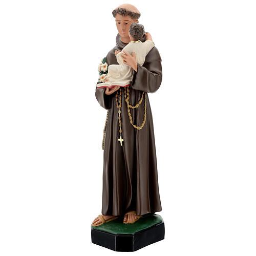Saint Antoine de Padoue statue résine 65 cm peinte Arte Barsanti 3