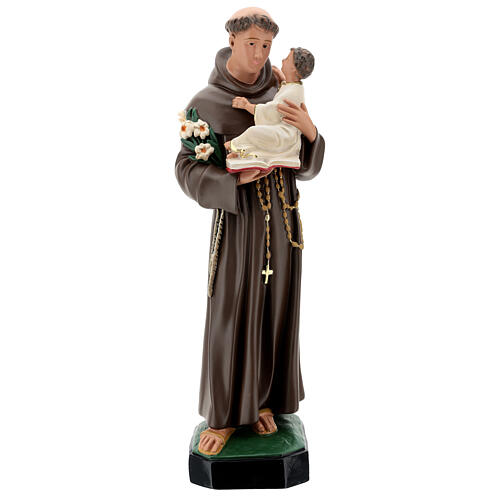 San Antonio da Padova statua resina 65 cm dipinta Arte Barsanti 1