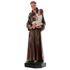 St. Anthony of Padua resin statue 87 cm Arte Barsanti s3