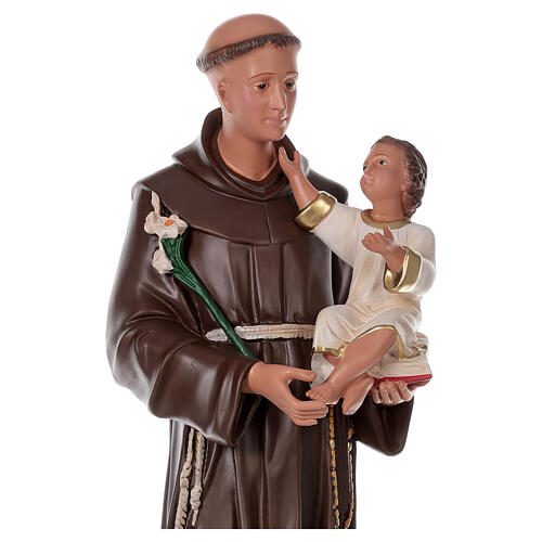 St. Anthony of Padua resin statue 87 cm Arte Barsanti 2