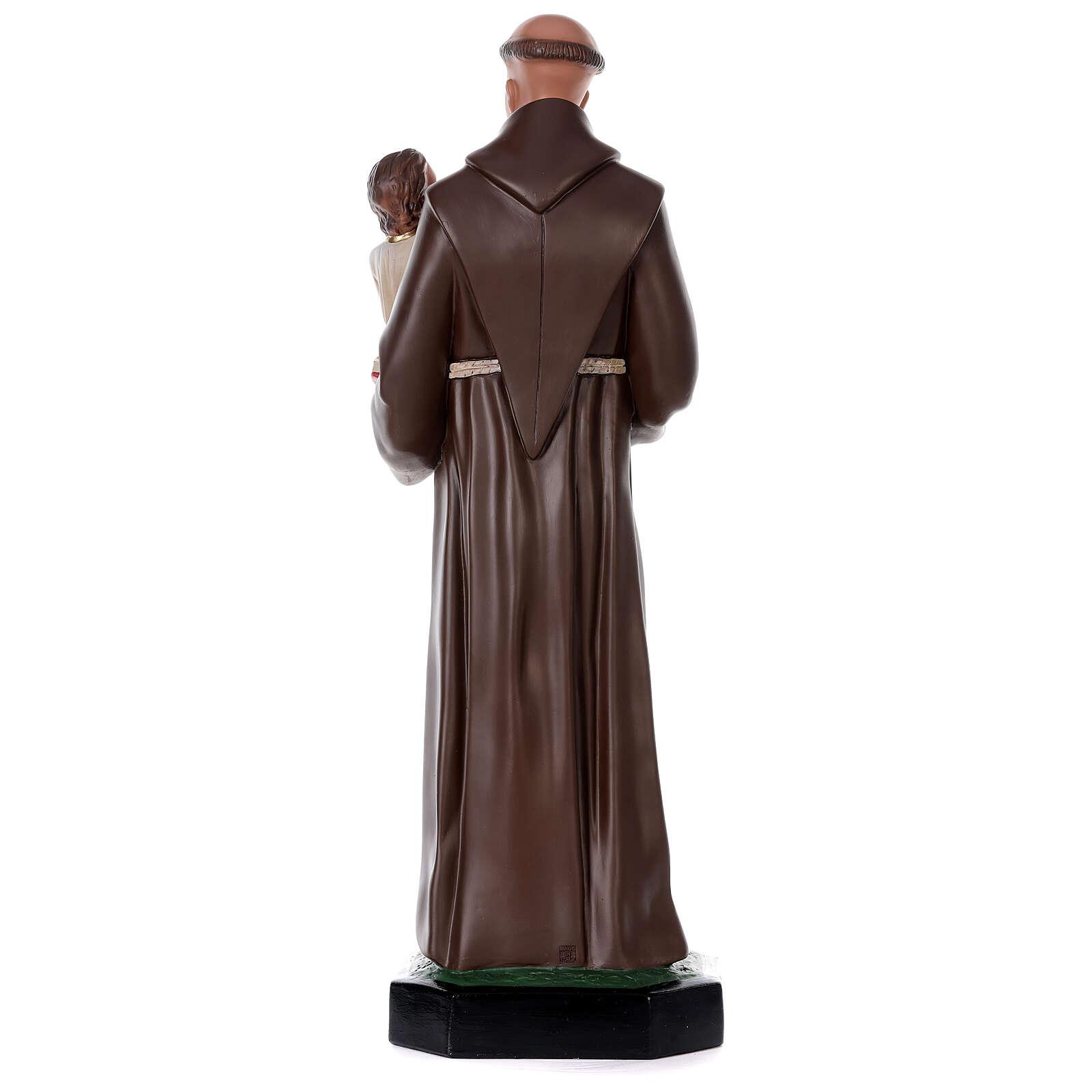San Antonio da Padova 87 cm statua resina Arte Barsanti 4