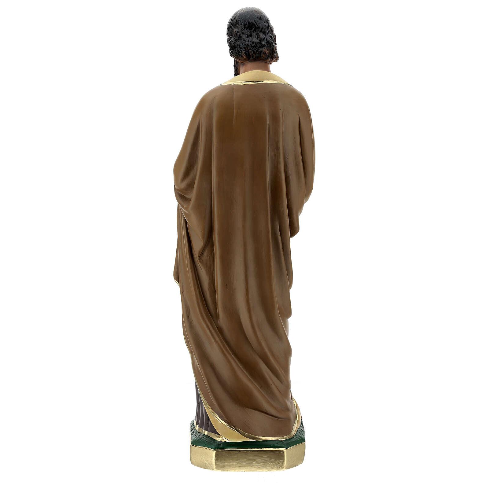 San José Niño estatua yeso 60 cm Arte Barsanti 4