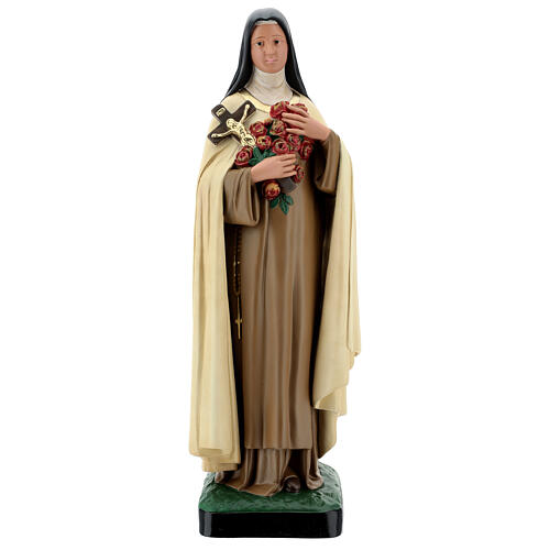 Statue St. Therese of Lisieux 60 cm resin Arte Barsanti 1