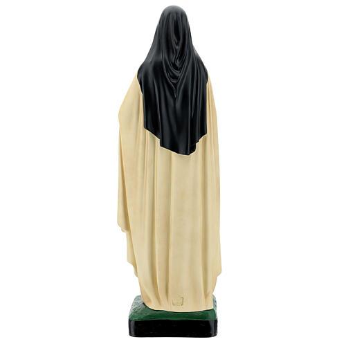 Statua Santa Teresa del Bambino Gesù 60 cm resina Arte Barsanti 6