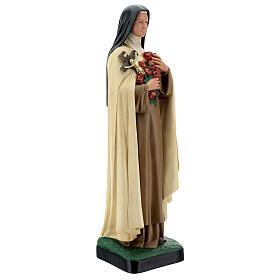 Santa Teresinha do Menino Jesus imagem resina Arte Barsanti 60 cm s5