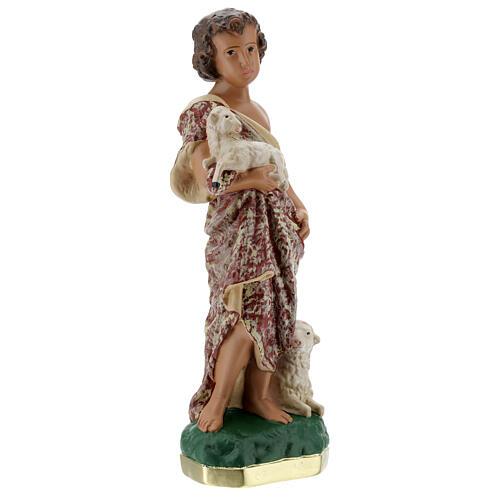 Young St. John the Baptist 30 cm Arte Barsanti 5
