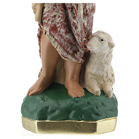 Child St. John the Baptist statue, 30 cm in plaster Arte Barsanti s6