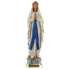 Our Lady of Lourdes 25 cm Arte Barsanti s1