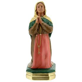 Saint Bernadette plaster statue 8 in Arte Barsanti s1