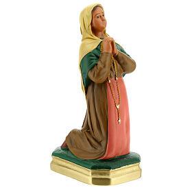 Saint Bernadette plaster statue 8 in Arte Barsanti s3