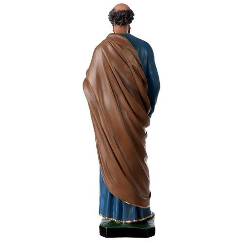 San Pietro 60 cm statua resina dipinta a mano Arte Barsanti 5