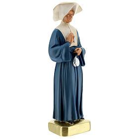 Statue plâtre Sainte Catherine Labouré 30 cm Arte Barsanti s4
