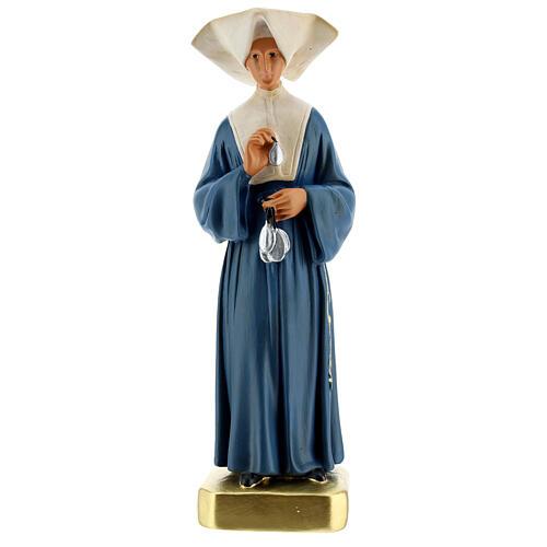 Statua gesso Santa Caterina Labouré 30 cm Arte Barsanti 1