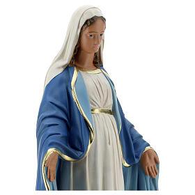 Virgen Inmaculada 40 cm estatua yeso Arte Barsanti s4