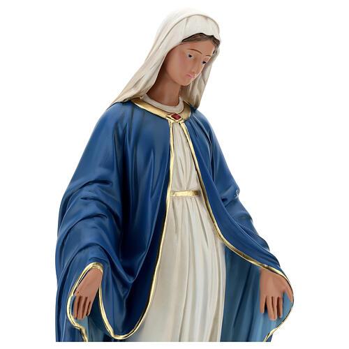 Virgen Inmaculada estatua yeso 60 cm Arte Barsanti 2